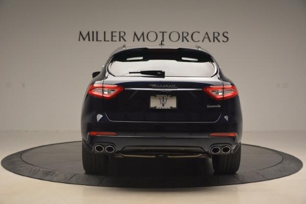 New 2017 Maserati Levante S Q4 for sale Sold at Pagani of Greenwich in Greenwich CT 06830 6