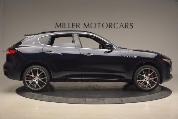 New 2017 Maserati Levante S Q4 for sale Sold at Pagani of Greenwich in Greenwich CT 06830 9