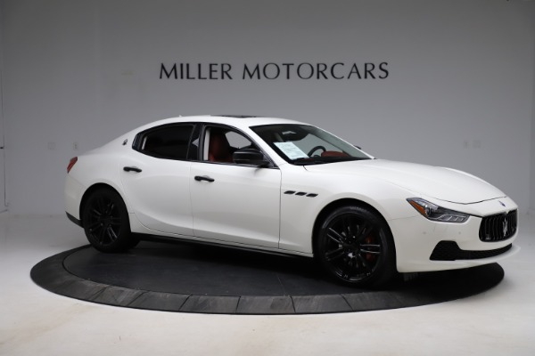 Used 2017 Maserati Ghibli S Q4 for sale Sold at Pagani of Greenwich in Greenwich CT 06830 10
