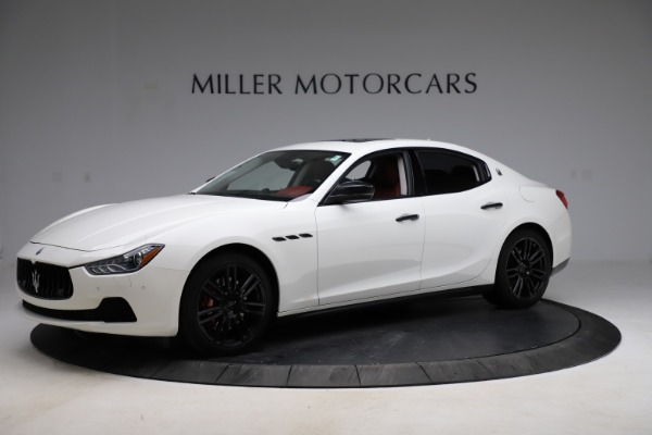 Used 2017 Maserati Ghibli S Q4 for sale $42,900 at Pagani of Greenwich in Greenwich CT 06830 2