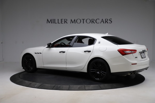 Used 2017 Maserati Ghibli S Q4 for sale $42,900 at Pagani of Greenwich in Greenwich CT 06830 4