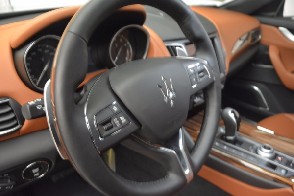 New 2017 Maserati Levante for sale Sold at Pagani of Greenwich in Greenwich CT 06830 15