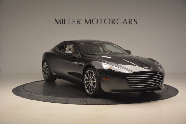 New 2017 Aston Martin Rapide S for sale Sold at Pagani of Greenwich in Greenwich CT 06830 11