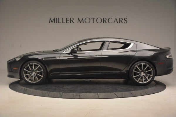 New 2017 Aston Martin Rapide S for sale Sold at Pagani of Greenwich in Greenwich CT 06830 3
