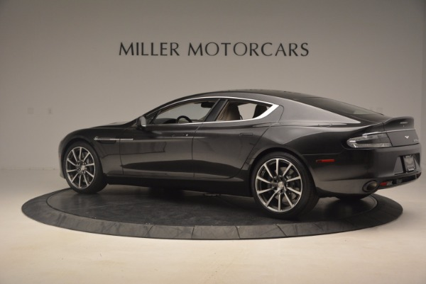 New 2017 Aston Martin Rapide S for sale Sold at Pagani of Greenwich in Greenwich CT 06830 4