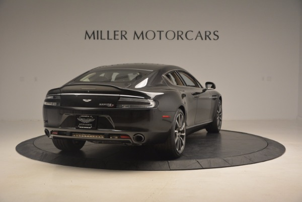 New 2017 Aston Martin Rapide S for sale Sold at Pagani of Greenwich in Greenwich CT 06830 7
