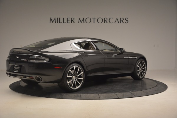 New 2017 Aston Martin Rapide S for sale Sold at Pagani of Greenwich in Greenwich CT 06830 8