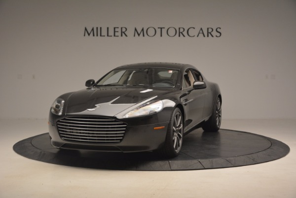 New 2017 Aston Martin Rapide S for sale Sold at Pagani of Greenwich in Greenwich CT 06830 1