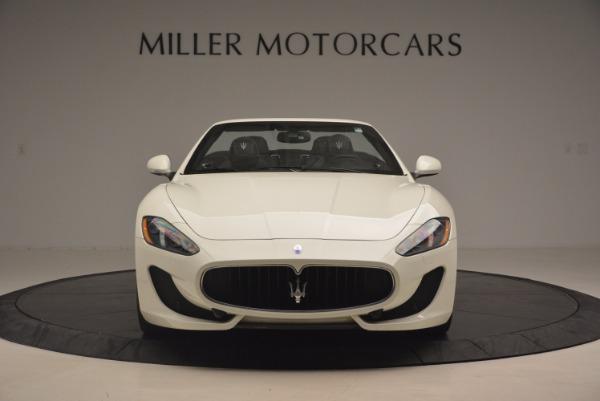 Used 2014 Maserati GranTurismo Sport for sale Sold at Pagani of Greenwich in Greenwich CT 06830 22