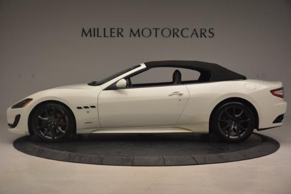 Used 2014 Maserati GranTurismo Sport for sale Sold at Pagani of Greenwich in Greenwich CT 06830 28