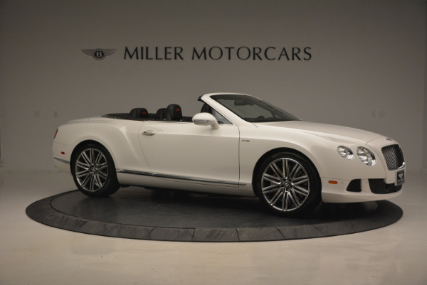 Used 2014 Bentley Continental GT Speed for sale Sold at Pagani of Greenwich in Greenwich CT 06830 10