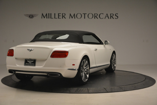 Used 2014 Bentley Continental GT Speed for sale Sold at Pagani of Greenwich in Greenwich CT 06830 19