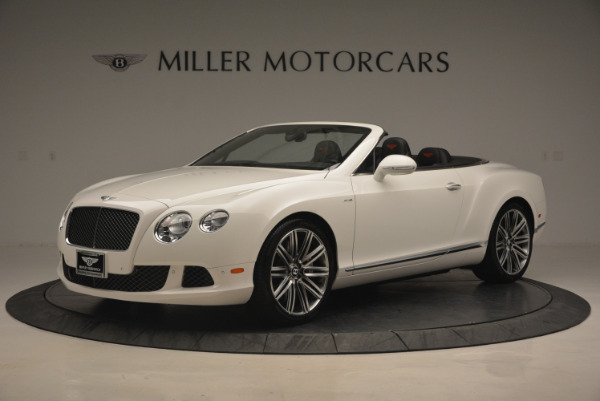 Used 2014 Bentley Continental GT Speed for sale Sold at Pagani of Greenwich in Greenwich CT 06830 2