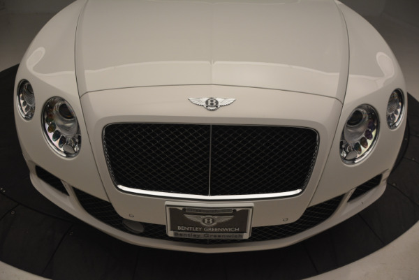 Used 2014 Bentley Continental GT Speed for sale Sold at Pagani of Greenwich in Greenwich CT 06830 25