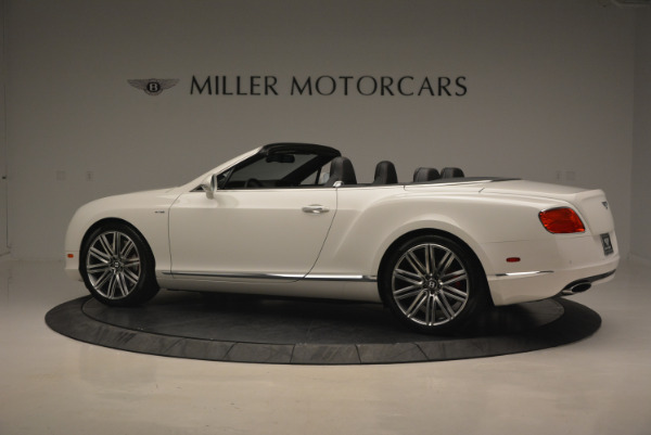 Used 2014 Bentley Continental GT Speed for sale Sold at Pagani of Greenwich in Greenwich CT 06830 4