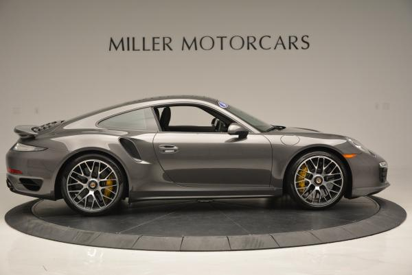 Used 2014 Porsche 911 Turbo S for sale Sold at Pagani of Greenwich in Greenwich CT 06830 8