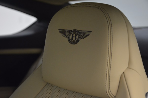 Used 2017 Bentley Continental GT V8 for sale Sold at Pagani of Greenwich in Greenwich CT 06830 21