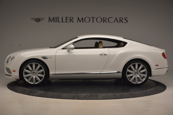 Used 2017 Bentley Continental GT V8 for sale Sold at Pagani of Greenwich in Greenwich CT 06830 3