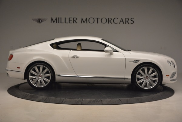 Used 2017 Bentley Continental GT V8 for sale Sold at Pagani of Greenwich in Greenwich CT 06830 9
