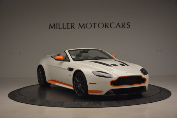 Used 2017 Aston Martin V12 Vantage S Convertible for sale Sold at Pagani of Greenwich in Greenwich CT 06830 11