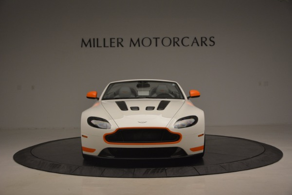 Used 2017 Aston Martin V12 Vantage S Convertible for sale Sold at Pagani of Greenwich in Greenwich CT 06830 12