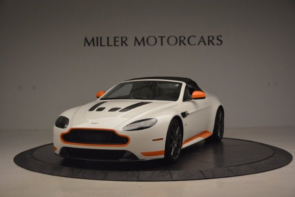 Used 2017 Aston Martin V12 Vantage S Convertible for sale Sold at Pagani of Greenwich in Greenwich CT 06830 13