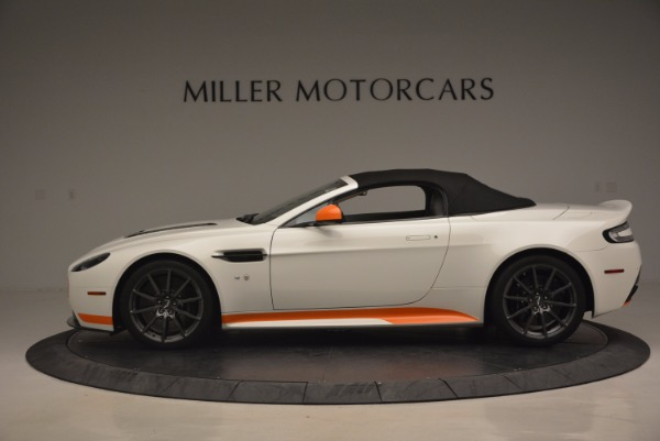 Used 2017 Aston Martin V12 Vantage S Convertible for sale Sold at Pagani of Greenwich in Greenwich CT 06830 15