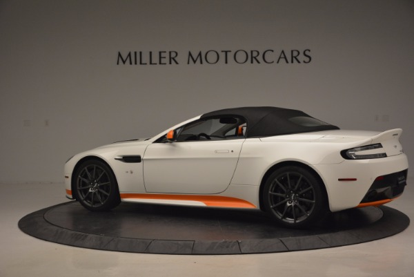 Used 2017 Aston Martin V12 Vantage S Convertible for sale Sold at Pagani of Greenwich in Greenwich CT 06830 16