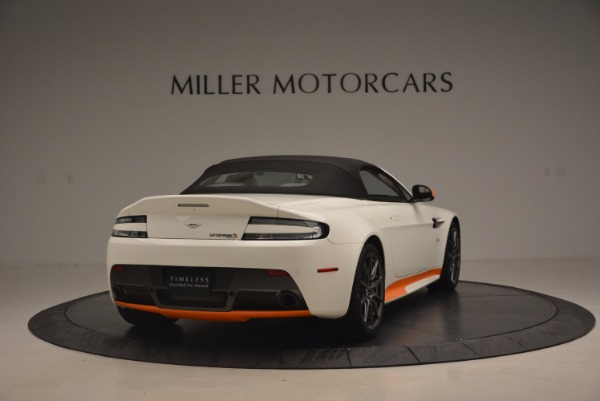 Used 2017 Aston Martin V12 Vantage S Convertible for sale Sold at Pagani of Greenwich in Greenwich CT 06830 19