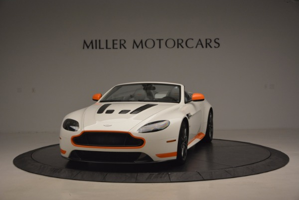 Used 2017 Aston Martin V12 Vantage S Convertible for sale Sold at Pagani of Greenwich in Greenwich CT 06830 2