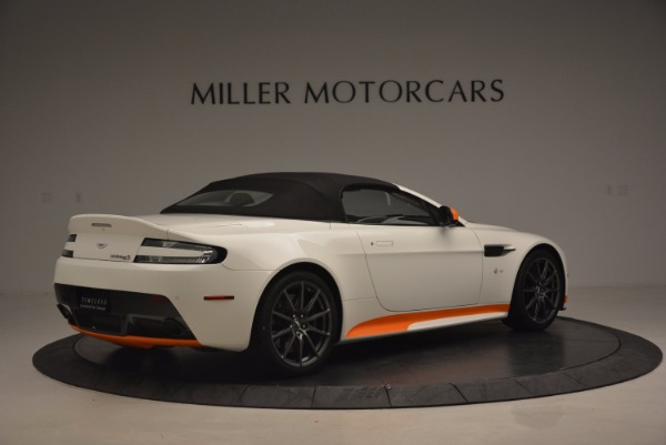 Used 2017 Aston Martin V12 Vantage S Convertible for sale Sold at Pagani of Greenwich in Greenwich CT 06830 20