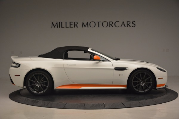 Used 2017 Aston Martin V12 Vantage S Convertible for sale Sold at Pagani of Greenwich in Greenwich CT 06830 21