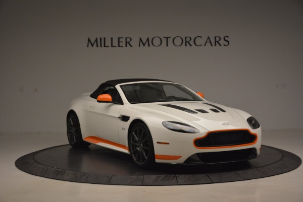 Used 2017 Aston Martin V12 Vantage S Convertible for sale Sold at Pagani of Greenwich in Greenwich CT 06830 23