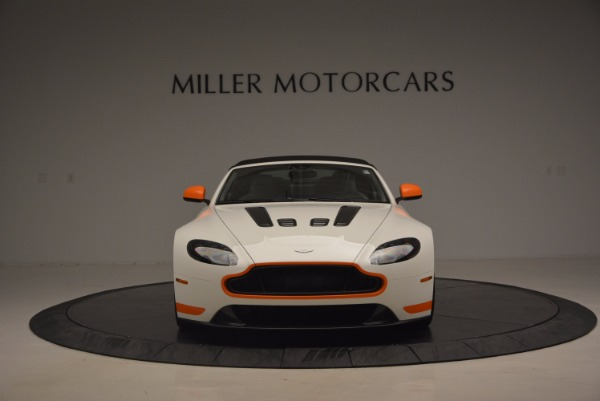 Used 2017 Aston Martin V12 Vantage S Convertible for sale Sold at Pagani of Greenwich in Greenwich CT 06830 24