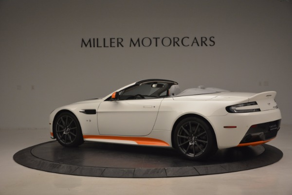 Used 2017 Aston Martin V12 Vantage S Convertible for sale Sold at Pagani of Greenwich in Greenwich CT 06830 4