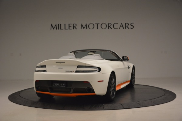 Used 2017 Aston Martin V12 Vantage S Convertible for sale Sold at Pagani of Greenwich in Greenwich CT 06830 7