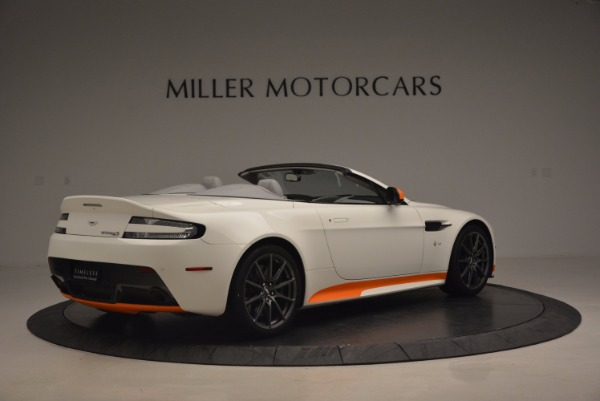 Used 2017 Aston Martin V12 Vantage S Convertible for sale Sold at Pagani of Greenwich in Greenwich CT 06830 8