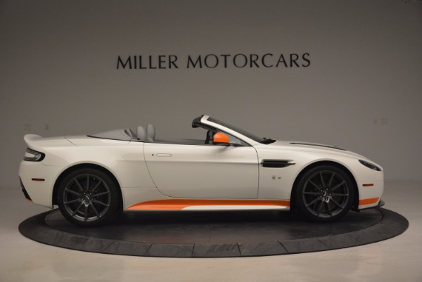 Used 2017 Aston Martin V12 Vantage S Convertible for sale Sold at Pagani of Greenwich in Greenwich CT 06830 9