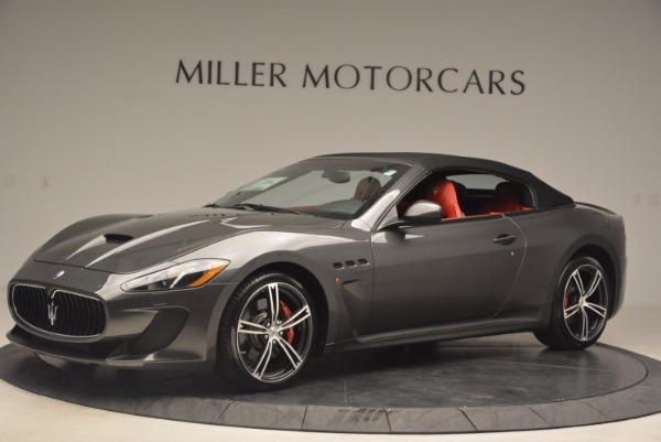 Used 2015 Maserati GranTurismo MC for sale Sold at Pagani of Greenwich in Greenwich CT 06830 14