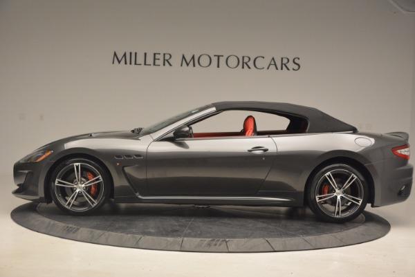 Used 2015 Maserati GranTurismo MC for sale Sold at Pagani of Greenwich in Greenwich CT 06830 15