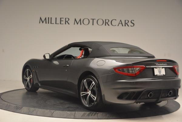 Used 2015 Maserati GranTurismo MC for sale Sold at Pagani of Greenwich in Greenwich CT 06830 17