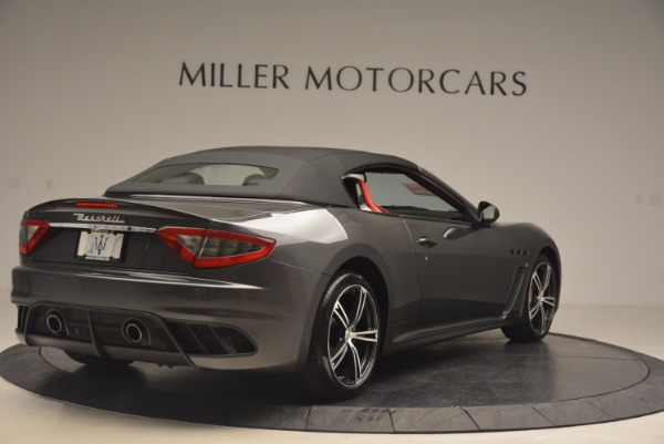 Used 2015 Maserati GranTurismo MC for sale Sold at Pagani of Greenwich in Greenwich CT 06830 19