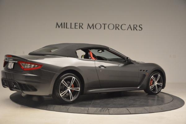 Used 2015 Maserati GranTurismo MC for sale Sold at Pagani of Greenwich in Greenwich CT 06830 20
