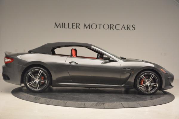 Used 2015 Maserati GranTurismo MC for sale Sold at Pagani of Greenwich in Greenwich CT 06830 21