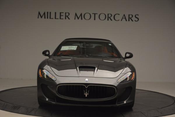 Used 2015 Maserati GranTurismo MC for sale Sold at Pagani of Greenwich in Greenwich CT 06830 24