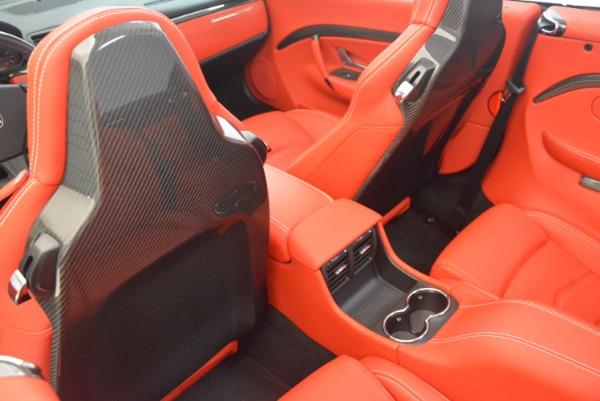Used 2015 Maserati GranTurismo MC for sale Sold at Pagani of Greenwich in Greenwich CT 06830 28