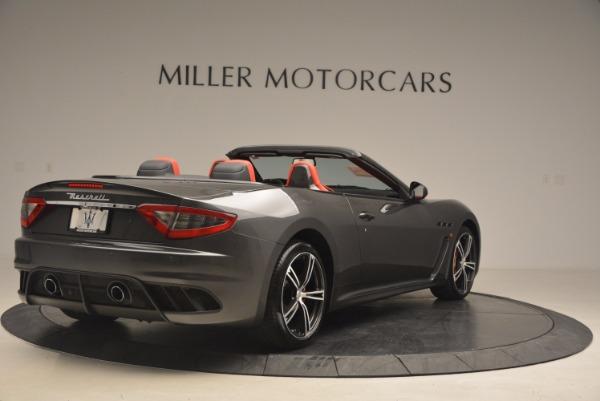 Used 2015 Maserati GranTurismo MC for sale Sold at Pagani of Greenwich in Greenwich CT 06830 7