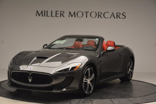 Used 2015 Maserati GranTurismo MC for sale Sold at Pagani of Greenwich in Greenwich CT 06830 1