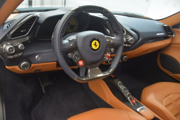 Used 2016 Ferrari 488 GTB for sale Sold at Pagani of Greenwich in Greenwich CT 06830 16