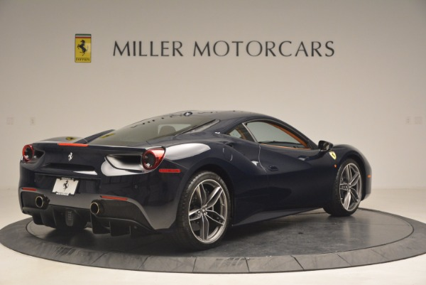 Used 2016 Ferrari 488 GTB for sale Sold at Pagani of Greenwich in Greenwich CT 06830 8